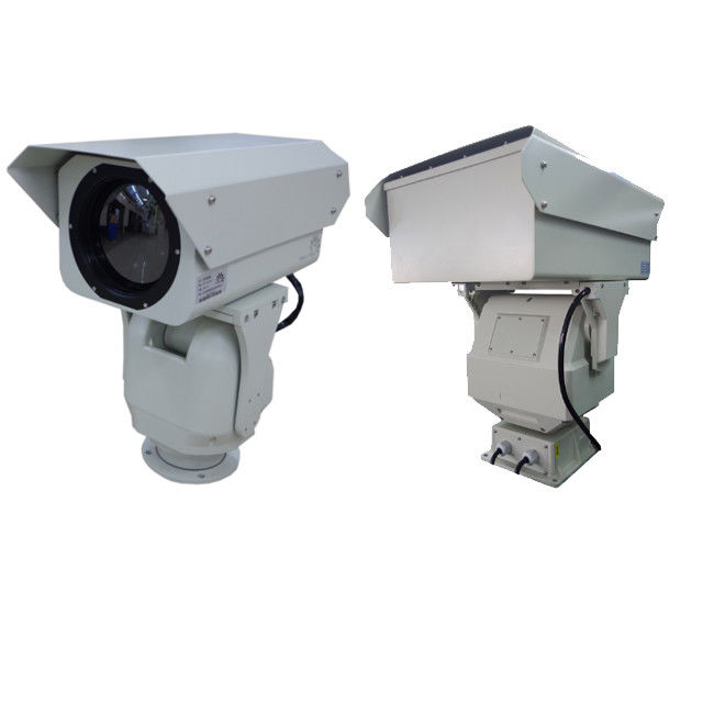 20km Long Range Thermal Camera , Vox Sensor Infrared Ptz Security Camera