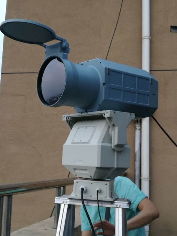 Cooled Infrared Thermal Imaging Camera , Harbor Long Range Surveillance Camera